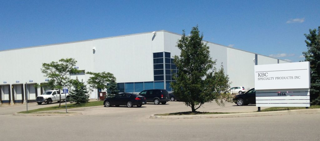 KBC Specialty Products headquarters